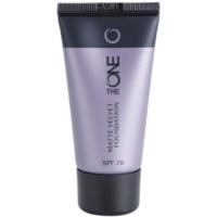 maquillaje matificante SPF 20