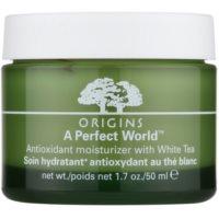 creme facial antioxidante com chá branco