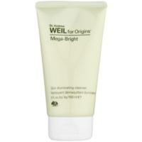 čistilni penasti gel za osvetlitev kože