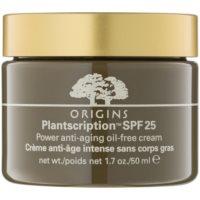 cremă anti-îmbătrânire SPF 25