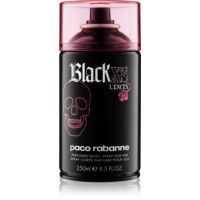 Paco Rabanne Black XS L'Exces for Her dezodor nőknek 250 ml