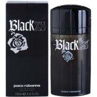 Paco Rabanne Black XS  Eau de Toilette pentru barbati