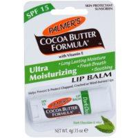 bálsamo hidratante para labios SPF 15