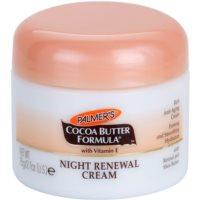 creme de noite renovador anti-idade de pele