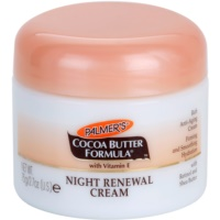 obnovitvena nočna krema proti staranju kože