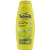 vyhlazující šampon s keratinem
