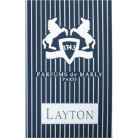 Parfums De Marly Layton Royal Essence eau de parfum unissexo 1,2 ml