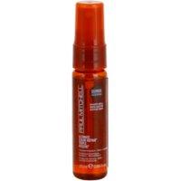 dvoufázový sprej pro ochranu barvených vlasů
