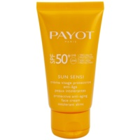 Payot Sun Sensi защитен крем за лице против стареене за нетолерантна кожа SPF 50+