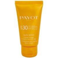 защитен крем против стареене на кожата SPF 30