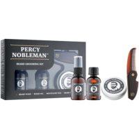 Percy Nobleman Beard Care lote cosmético I.