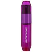 Perfumepod Ice sticluta reincarcabila cu atomizér unisex   (Purple)