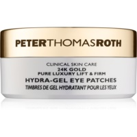 Peter Thomas Roth 24K Gold зволожуюча гелева маска для очей