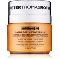 Peter Thomas Roth Camu Camu Power C x 30™ Creme hidratante iluminador com vitamina C