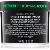 Peter Thomas Roth Irish Moor Mud Reinigende schwarze Maske
