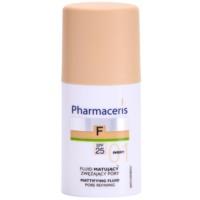 Make-up lichid matifiant SPF 25