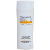 Pharmaceris P-Psoriasis Puri-Ichtilium Scalp and Body Cleansing Gel for Skin with Psoriasis