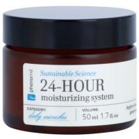 24-Hour Moisturizing System