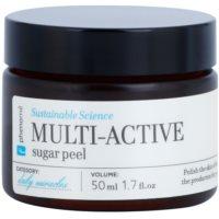 exfoliante a base de azúcar apto para pieles sensibles
