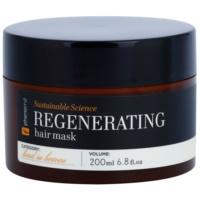 regeneracijska maska za suhe in poškodovane lase