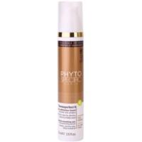 serum alisante para cabello maltratado por el calor