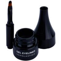 eyeliner w żelu wodoodporne