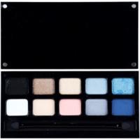 paleta de sombras de olhos - 10 cores