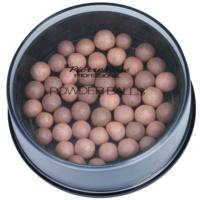 bronzierende Perlen zum Tönen für einen langanhaltenden Effekt