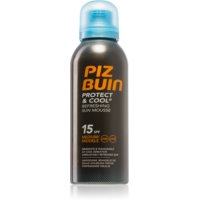 Piz Buin Protect & Cool Refreshing Sunscreen Mousse SPF 15