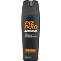 Piz Buin Allergy Zonnebrand Spray  SPF 15