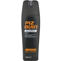 spray do opalania SPF 15
