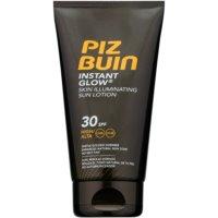 Piz Buin Instant Glow crème solaire éclat SPF 30