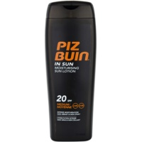 Piz Buin In Sun Moisturizing Sun Lotion SPF 20