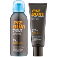 Piz Buin Protect & Cool Kosmetik-Set  I.