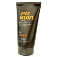 Piz Buin Tan & Protect schützende Sonnenlotion für schnellere Bräune SPF 6
