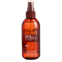 Protective Accelerating Sun Oil SPF 6