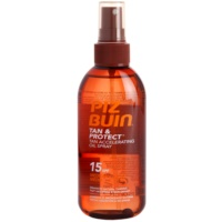 Protective Accelerating Sun Oil SPF 15