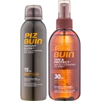 Piz Buin Tan & Protect coffret IV.