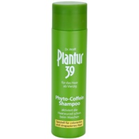 Plantur 39 szampon kofeinowy do włosów farbowanych i zniszczonych