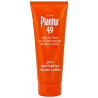 подхранващо мляко за тяло за подмладяване на кожата pH 4