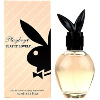 Playboy Play It Lovely Eau de Toilette para mulheres