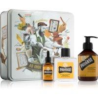 Proraso Wood and Spice козметичен пакет  I. (за мъже)