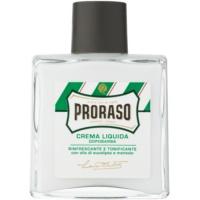 Proraso Green baume rafraîchissant après-rasage
