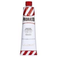 Proraso Red savon de rasage pour barbes dures en tube