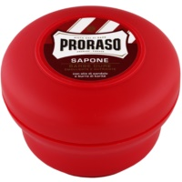 Proraso Red сапун за бръснене за твърда брада