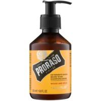 Proraso Wood and Spice champú para barba