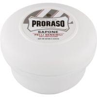 Proraso White сапун за бръснене за чувствителна кожа на лицето