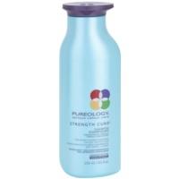szampon wzmacniający do włosów zniszczonych i farbowanych