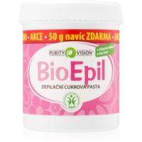 Purity Vision BioEpil Zuckerpaste zur Depilation