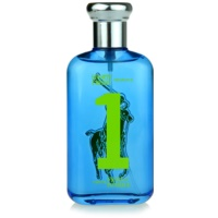 Ralph Lauren The Big Pony Woman 1 Blue туалетна вода тестер для жінок